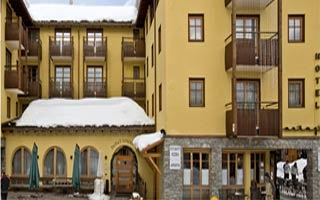 Fahrrad Hotel Touring Angebot in Livigno