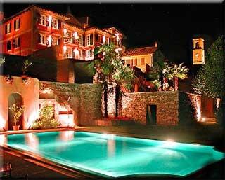 Motorrad Hotel Villa Margherita in Oggebbio (VB) in Trient