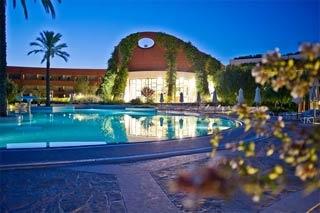 Motorrad Hotel Villaggio Calanè in Castellaneta Marina (TA) in Südliche Adriaküste