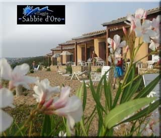 Motorrad Hotel Villaggio Sabbie D'Oro in Arbus - Torre Dei Corsari in Sardinien
