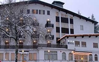 Motorrad Hotel Zodiaco in Monte Bondone (TN) in Paganella Hochebene