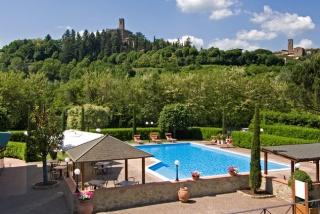 Parc Hotel in Poppi / Arezzo