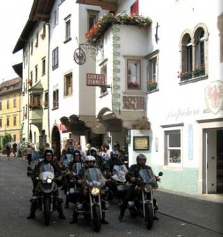Hotelbewertungen zu Fr�hst�ckspension Roter Adler in Kaltern