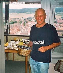 Hotelbewertungen zu Pension Schönblick in Bad Frankenhausen