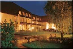 Hotel for Biker Sonnenhotel Feldberg am See in Feldberg in Mecklenburgische Seenplatte