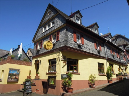Hotel for Biker Landgasthof zur Sonne in Enkirch in Mosel