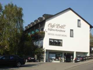 Fahrradfahrerfreundliches Landgasthof Hotel Pröll in Eichstätt-Landershofen