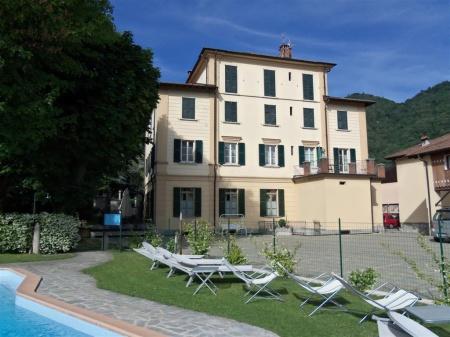Fahrradfahrerfreundliches Albergo La Torre in Castiglione d Intelvi (COMO)