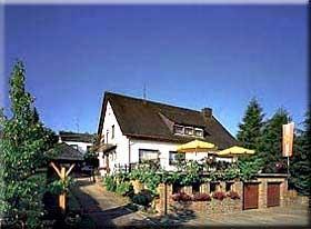 Fahrradfahrerfreundliches Ferienweingut Rockenbach in Pünderich