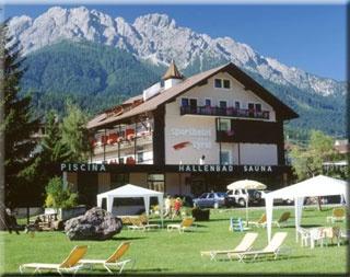 Hotel for Biker Sporthotel Tyrol in Innichen in Hochpustertal (I)