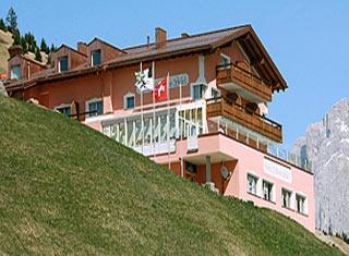 Motorrad Hotel Büel in St. Antönien in