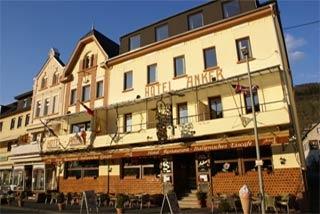 Motorrad ANKER Hotel-Restaurant in Kamp Bornhofen in Rhein-Lahn-Kreis