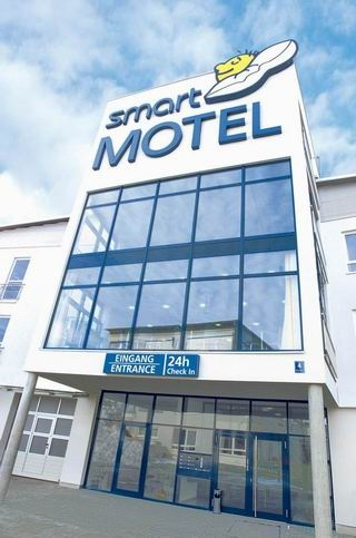 Hotel for Biker smartMotel in Kempten in Allgäu