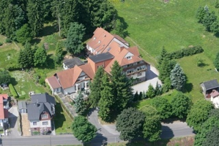 Motorrad Natur & Aktiv Hotel Zum Schneekopf in Gehlberg in Thüringer Wald