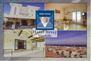 Motorrad HOTEL VEVEY in Viserbella di Rimini (RN) in Rimini