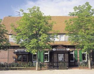 Hotel for Biker Hotel Restaurant Kloppendiek in Vreden in Münsterland