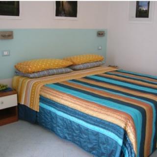 Hotel for Biker Olive Garden B&B in Posada in Sardinien