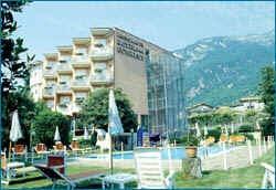 Motorrad Hotel Everest in Arco in Gardasee