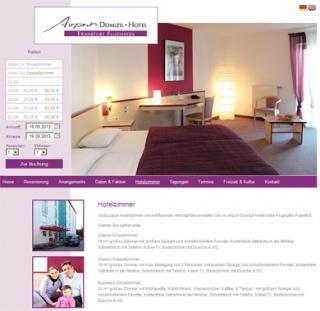 Fahrradfahrerfreundliches halbersbacher Airport Hotel Frankfurt in Mörfelden-Walldorf