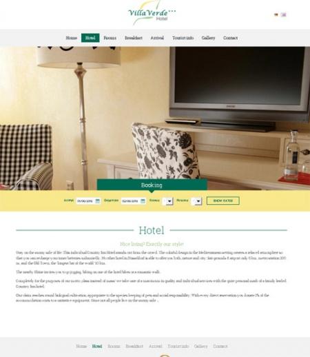 Fahrradfahrerfreundliches Hotel Villa Verde in Düsseldorf