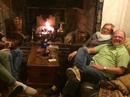 Übernachten in Lynton