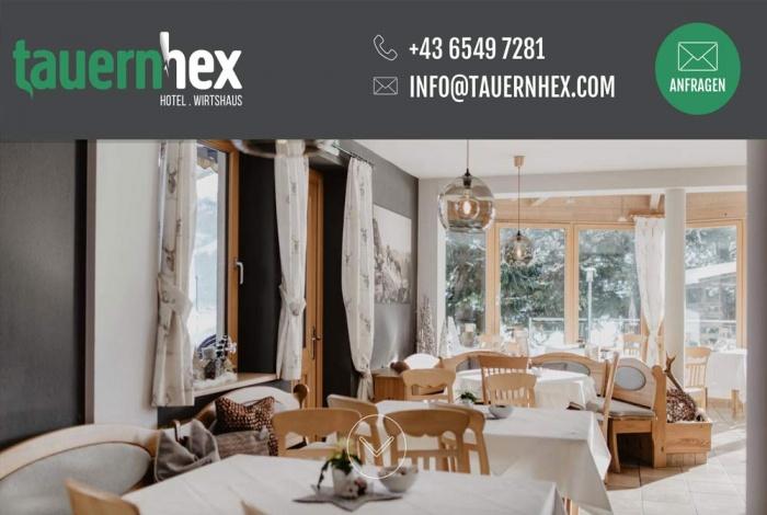 Fahrradfahrerfreundliches Hotel Wirtshaus tauernhex in Piesendorf - Hohe Tauern