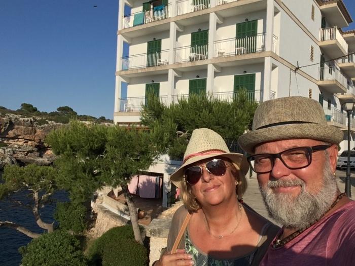 Übernachten in Cala Figuera - Mallorca