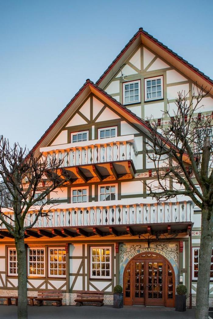 Übernachten in Fuhrbach