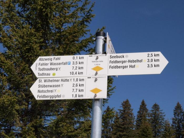 Übernachten in Todtnau-Muggenbrunn im Schwarzwald