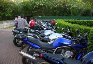 Particolarmente motociclistico Pernottamento all Parc Hotel di Poppi