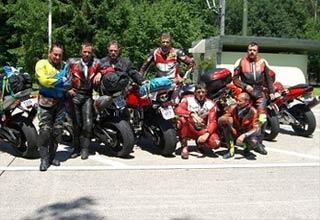 Particolarmente motociclistico Pernottamento all Bikercamp Erzgebirge di Gornsdorf