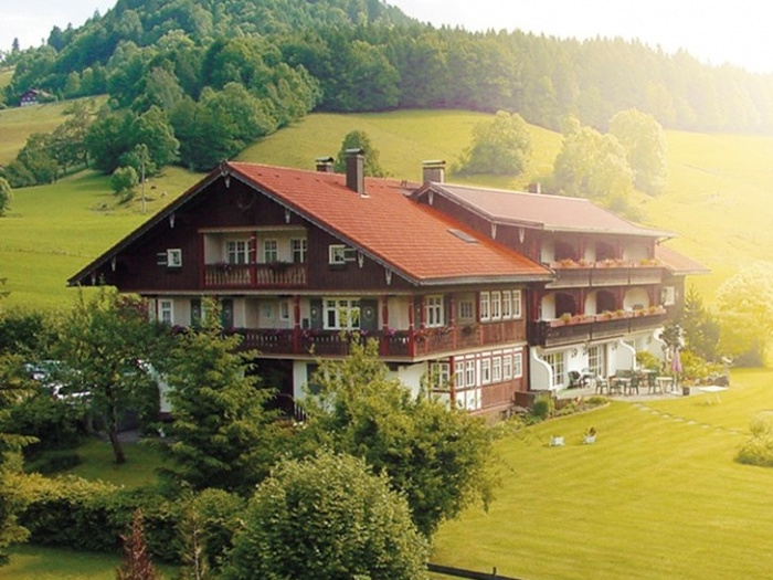 Stay at the Motorcycle hotel in Oberstaufen