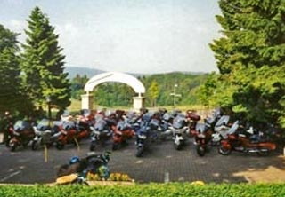 Stay at the Motorcycle hotel in Sankt Andreasberg