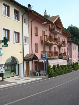 Hotel for Biker Hotel Alle Piramidi in Segonzano (Trento) in Trient