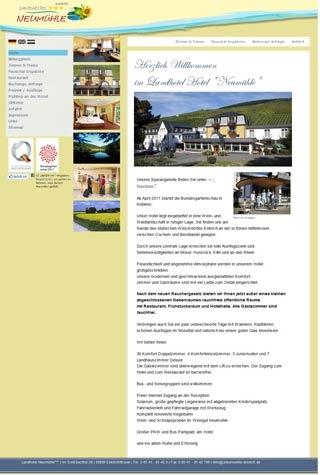 Fahrradfahrerfreundliches Hotel Neumühle in Enkirch