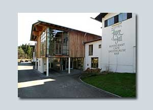Hotel for Biker Hotel Jäger von Fall in Lenggries / OT Fall in Oberbayern