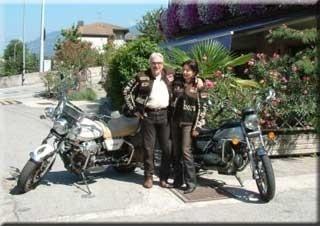 Particolarmente motociclistico Pernottamento all Hotel Steinmannwald di Leifers Steinmannwald