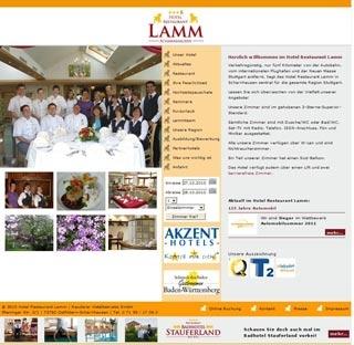 Fahrradfahrerfreundliches Akzent Hotel Lamm in Ostfildern- Scharnhausen