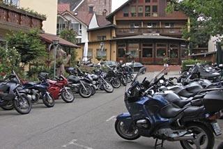 Übernachten in Oberharmersbach