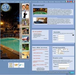 Fahrradfahrerfreundliches Hotel Poker in Riccione (RN)