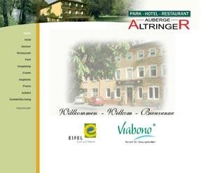Fahrradfahrerfreundliches Auberge Altringer in Sinspelt