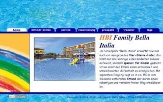 Fahrradfahrerfreundliches Hotel Bella Italia in Peschiera del Garda