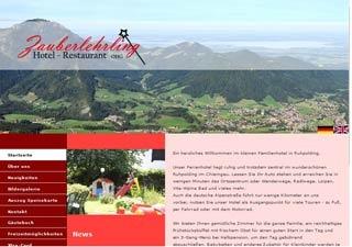 Fahrradfahrerfreundliches Zum Hirschhaus Hotel-Restaurant in Ruhpolding