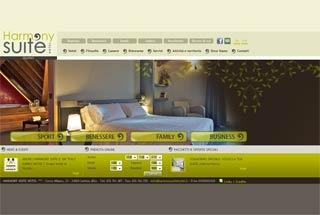 Fahrradfahrerfreundliches Harmony Suite Hotel in Selvino (BG)