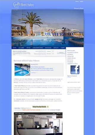 Fahrradfahrerfreundliches Hotel Saline in Palinuro (SA)