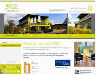 Fahrradfahrerfreundliches Hotel Buchberg in Meersburg/Bermatingen