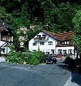 Motorrad Berg`s Landhotel in Dannenfels in Pfalz