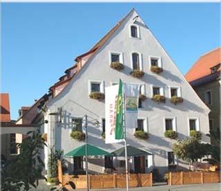Hotel for Biker Brauereigasthof Sperber-Bräu in Sulzbach-Rosenberg in Oberpfalz