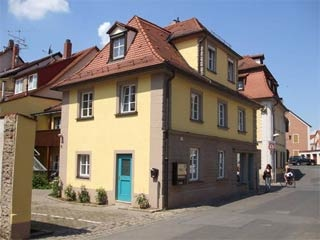 Motorrad Gästehaus Steidle in Bamberg in Fränkische Schweiz