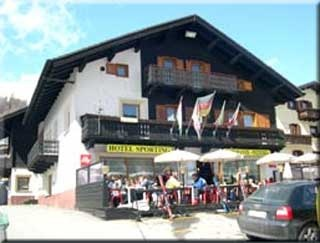 Hotel for Biker Hotel Sporting in Livigno in Alta Valtellina